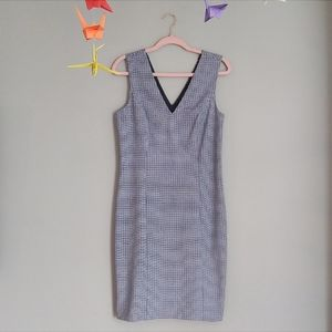 Banana Republic Plaid Jumper Dress